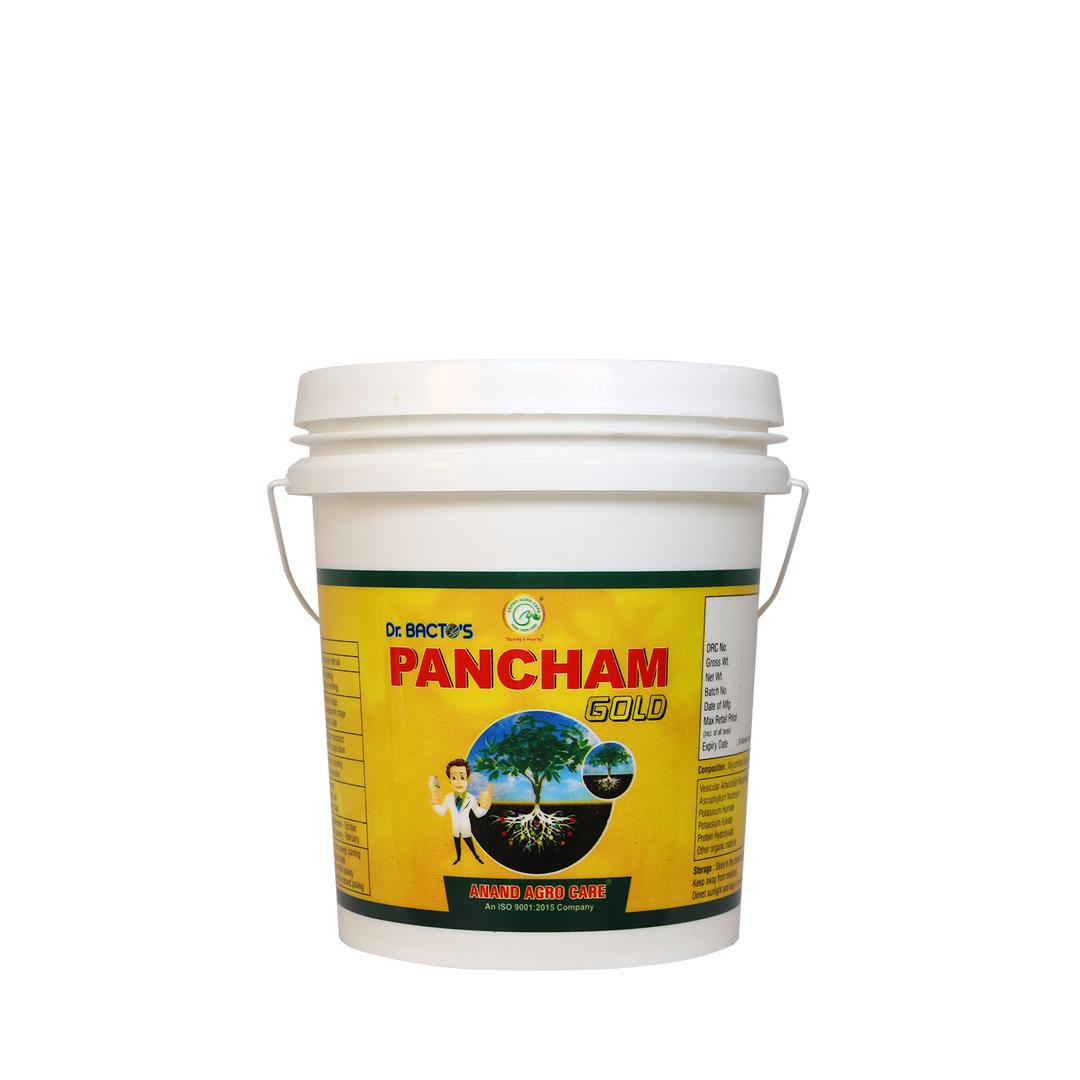 Dr. Bacto's Pancham Gold Granules, Unique formulation of Vesicular Arbuscular Mycorrhiza containing