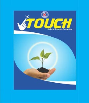 Touch (Natural Organic Fungicide)